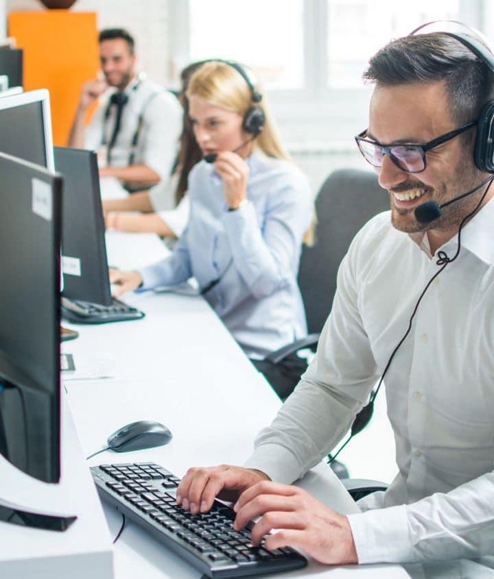Contact Centre Automation